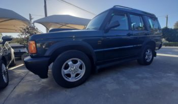 LAND ROVER DISCOVERY 2.5td  2001 pieno